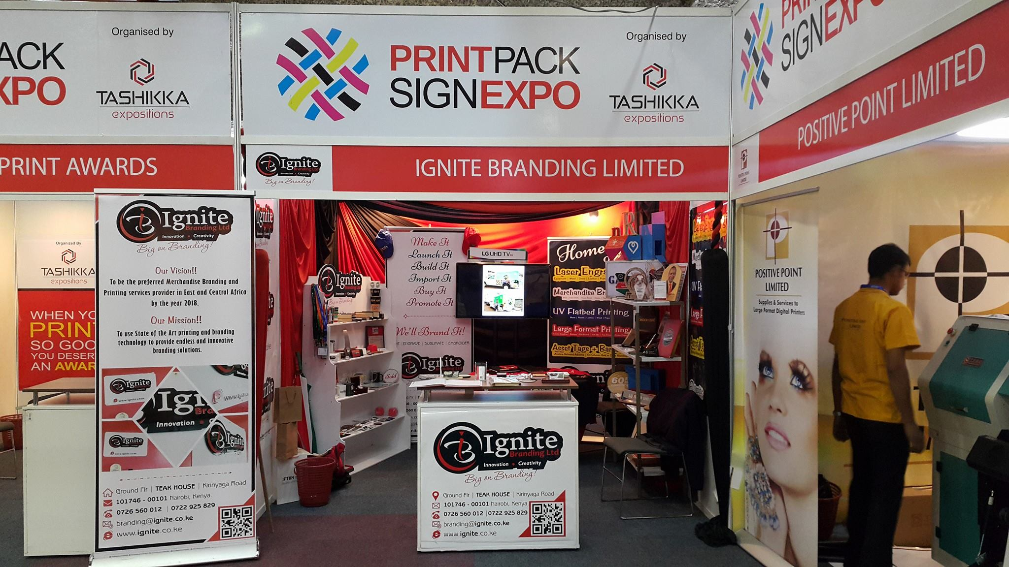 Ignite Expo